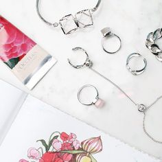 We are currently silver-obsessed @babybonie_jewellery ✨ get your jewellery fix at www.babybonie.com