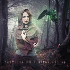 Animal Spirit by Corvinerium.deviantart.com on @DeviantArt