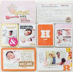 """photo IMG_4388_zps4e508a79.jpg [project life """"new baby"""" layout inspiration]"""