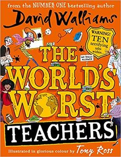 Buy The World's Worst Teachers by David Walliams, Tony Ross and Read this Book on Kobo's Free Apps. Discover Kobo's Vast Collection of Ebooks and Audiobooks Today - Over 4 Million Titles! Parenting Humor, Parenting Tips, Got Books, Books To Read, David Walliams Books, Tony Ross, Children's Book Awards, Teacher Books, What To Read