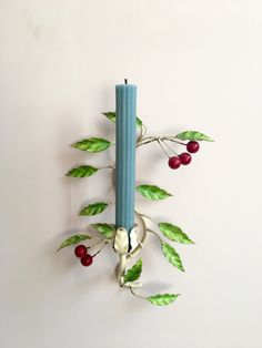 Our elegant beeswax dinner candles are handmade in the UK and feature a ribbed design that creates a stylish table, perfect for adding a bit of colour to a dinner party. Unique Candles, Blue Candles, Home Bedroom Design, Bathroom Vinyl, Candle Store, Shabby, Lantern Candle Holders, Quirky Home Decor, Beeswax Candles