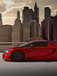 Bugatti Veyron Grand Sport Vitesse L'Or Rouge