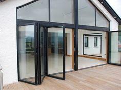 #WindowsMilwaukeeReplacement Bifold Door