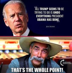 You will see things here that you will see no where else. Not saying I'll be the first to post things, just saying most wont have the balls to share it. Political Quotes, Political Views, Creepy Joe Biden, Sam Elliott, Trump Is My President, Vote Trump, Conservative Politics, Truth Hurts, Donald Trump