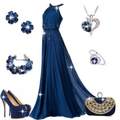 Awesome Blue Collection  Find More: http://www.imaddictedtoyou.com/