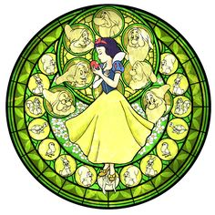 Kingdom Hearts-Snow White