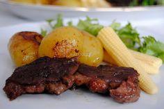 Asopaipas. Recetas de Cocina Casera .: Pechuga de pato con Miel (Anderbryst)