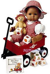 American Girl Doll Bitty Baby 1995 Retired Travel Adventure Set Car Bear ONLY PC