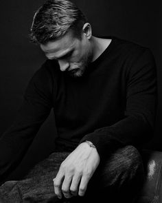 Charlie Hunnam By Ryan Pfluger For The New York Times May 2017
