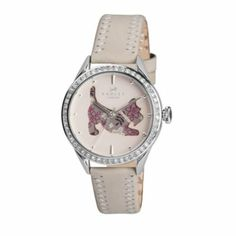 Radley Ladies' Stone Set Berry Strap Watch With Logo Dial- H. Samuel the Jeweller