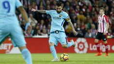 Athletic Bilbao 0 - 0 Barcelona Highlights and Full Match Replay Video Online - La Liga - Saturday, October 28, 2017 - Football Video Highlights You a...