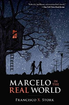 Books that teach empathy: Marcelo in the Real World