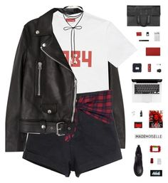 """""""FOREVER"""" by c-hristinep ❤ liked on Polyvore featuring Acne Studios, Gosha Rubchinskiy, Miss Selfridge, McQ by Alexander McQueen, H&M, Seletti, Topshop, Rosanna, NARS Cosmetics and TokyoMilk"""