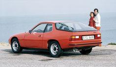1976 – Porsche 924