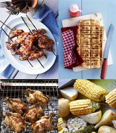 Resepte vir die braai en lekker bykosse | Recipes for the braai and other side dishes  #proudly south african