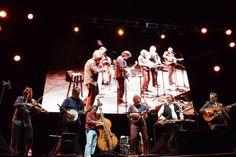 Stuart Duncan、Béla Fleck、Edgar Meyer、Sam Bush、Bryan Sutton  Red Hat Amphitheater