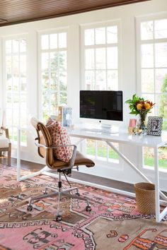 Tour the exteriors, sitting room, and office of our Haddonfield project.  It's a casual blend of traditional modern!