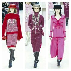 @chanel #Chanel  2016 Fall/Winter READY TO WEAR Paris  #PFWlive #pfwaw16 #parisfashionweek #parisfashion #runwaytrends #womensouterweartrends  #runwaymodels #runwayhair #readytowear #womensfashiontrends #luxury #runwaylooks #fashionbloggers #styletips #womenswear #vogue #wwd #vogue #parisfashion #outerweartren