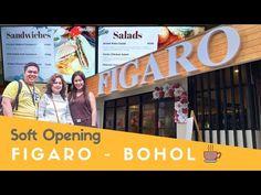 Soft Opening of Figaro Coffee Company   Tagbilaran, Bohol - YouTube Bohol, Coffee Company, Philippines, Brewing, Youtube, Youtubers, Youtube Movies