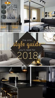 Dark and stormy with fabulous pops of grey and gold make this home stunningly bold and equally as inviting. #LoveDesignLiveEmpire