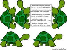 Free Printable Turtle Templates - Bing images