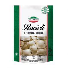 Coupon Rabais À Imprimer De 0.75$ Sur Des Pâtes Surgelées Villa Ravioli