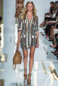 Diane von Furstenberg - Spring 2014 Ready-to-Wear