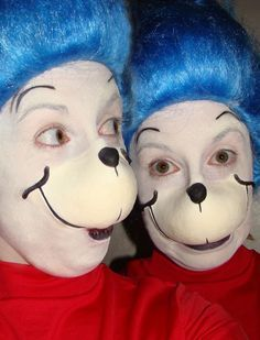thing 1 and thing 2 movie - Google Search
