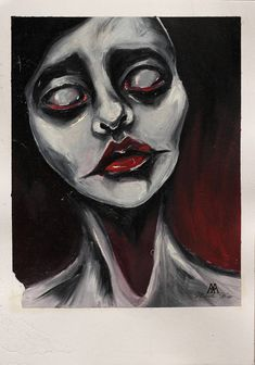 sketch in oils by MWeiss-Art on DeviantArt Big Canvas, Traditional Art, Worlds Largest, Halloween Face Makeup, Sketch, Deviantart, Artist, Fictional Characters, Sketch Drawing
