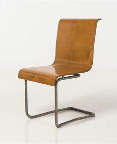 Alvar Aalto, Chaise n°23, 1930