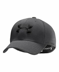 0c9c029faad Men s Armour® Stretch Fit Cap Headwear by Under Armour  Sports   Outdoors