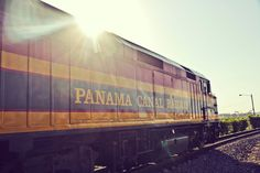 Riding on the Rails of History: The Panama Canal Railway