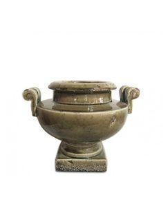 ΚΕΡΑΜ.ΑΜΦΟΡΕΑΣ/ΚΥΠΕΛΛΟ 23Μ, ΚΑΦΕ Vintage Fashion, Vintage Style, Spice Things Up, Your Style, Vase, Ceramics, Antiques, Vintage Ceramic, Home Decor