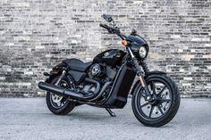 500er und 750er von Harley? Ja! Neu 2014!