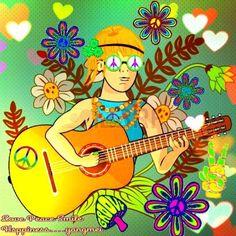 Hippie Art ✌❤🤗