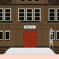 Garage Doors, Studio, Outdoor Decor, Home Decor, Decoration Home, Room Decor, Studios, Home Interior Design, Carriage Doors