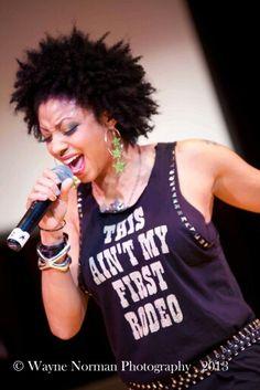 Sing it. #blackwomen #naturalhair