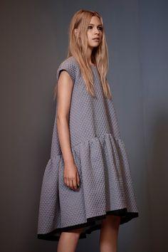 Victoria,+Victoria+Beckham+Spring+2014 tent dress