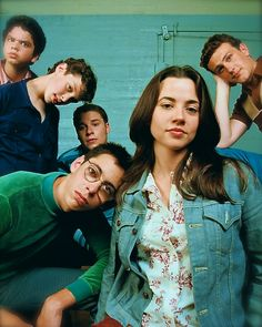 'Freaks and Geeks' reunion! (29 photos)