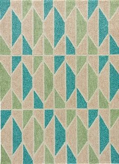 Create a contemporary bold, colorful statement with this fun teal, green and tan Valencia area rug. Valencia, Rugs For Less, Teal Rug, Jaipur Rugs, Indoor Outdoor Area Rugs, Diamond Pattern, Blue Area Rugs, Neutral Colors, Colorful Rugs