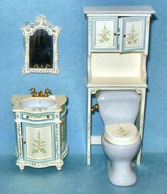 This photo is genuinely an amazing design approach. Miniature Rooms, Miniature Kitchen, Miniature Crafts, Miniature Furniture, Miniature Tutorials, Victorian Dollhouse Furniture, Vintage Dollhouse, Modern Dollhouse, Mini Doll House