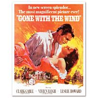 Gone with the Wind Tin Sign  http://www.retroplanet.com/PROD/24012