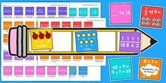 New Zealand Maths Stages Targets on Pencils - nz, new zealand, maths, stages… Interactive Activities, Hands On Activities, Classroom Displays, Numeracy, Mathematics, Teaching Resources, Lesson Plans, New Zealand, Target