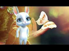 Zoobe Зайка Я тебе желаю счастья! Светлая песенка на день рождения! - YouTube