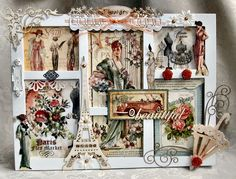 Altered Frame - Scrapbook.com
