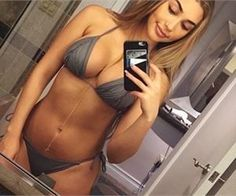 The 30 Sexiest and Most Naked Selfies Ever