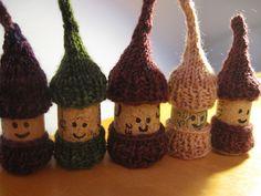 little cork gnomes!