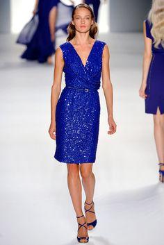 Elie Saab Spring 2012 Ready-to-Wear Fashion Show - Karmen Pedaru (IMG)