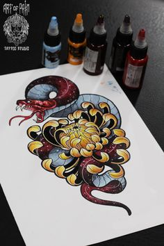 I genuinely love the tints, lines, and detail. This is certainly a really good … I genuinely love the tints, lines, and detail. This is certainly a really good tattoo design if you are looking for a Asian Tattoos, Trendy Tattoos, New Tattoos, Cool Tattoos, Dragon Tattoos, Temporary Tattoos, Hand Tattoos, Best Tattoo Designs, Tattoo Sleeve Designs