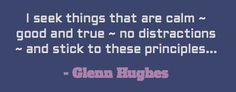 Glenn Hughes @glenn_hughes ~ February 4th, 2013